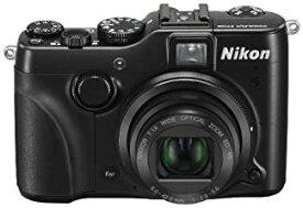 【中古】Nikon デジタルカメラ COOLPIX (クールピクス) P7100 ブラック P7100BK