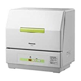 【中古】パナソニック 食器洗い機 プチ食洗 NP-TCB1-W ホワイト