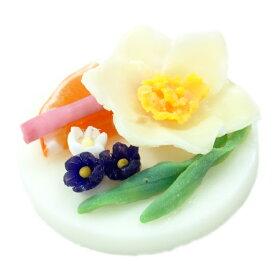 【ギフト・石鹸】li'ili'i リィリィ プチモハラソープ スイセン ミルクティの香り