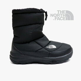 ・ノース フェイス《ユニセックス》ヌプシ ダウン ブーティー II/TNF ブラックxTNF ブラック/ THE NORTH FACE/Nuptse Down Bootie II - Boot/TNF BlackxTNF Black #ブーツ レイン 長靴 スノーシューズ 防水