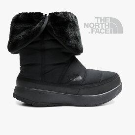 ・ノース フェイス《レディース》アモア ウォータープルーフ II/TNF ブラックxTNF ブラック/ THE NORTH FACE/W Amore WP II - Boot/TNF BlackxTNF Black #ブーツ レイン 長靴 スノーシューズ 防水 折り返し