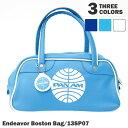 【全品送料無料】【パンナム航空】【正規品】Endeavor Boston Bag ボストンバッグ ハンドバッグ ミニボストン レディ…