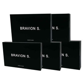 自信増大サプリメント BRAVION S. ブラビオンエス シトルリン アルギニン 亜鉛 ニンニク バイオペリン 送料無料 公式 5箱