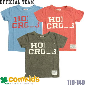 OFFICIAL TEAM(オフィシャルチーム)HOLY CROSS 半袖Tシャツ(キッズ 子供服)110cm120cm(SALE(セール)50%OFF)