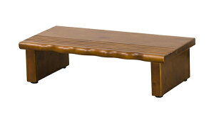 送料無料 天然木 玄関台 幅60cm 木製 ステップ台 玄関床 足台 玄関ステップ 昇降台 和風 踏み台 踏台
