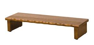 送料無料 天然木 玄関台 幅90cm 木製 ステップ台 玄関床 足台 玄関ステップ 昇降台 和風 踏み台 踏台