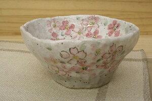 花の詩/桜 預け鉢 薬味皿 調味料皿 日本製 陶器 和食器 小付 和風 レトロ 和モダン 和テイスト 国産 おしゃれ 調味料入れ お漬物皿 料亭 旅館 取り皿 かわいい