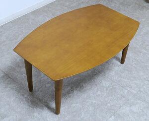 送料無料 折れ脚テーブル 単品 幅75cm 木製 ローテーブル センターテーブル ブラウン リビングテーブル 作業台 机 折りたたみ おしゃれ 北欧 ナチュラル カントリー
