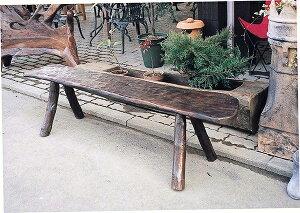 ロングベンチ 木製 ガーデンチェアー ガーデンベンチ イス チェア チェアー 椅子 おしゃれ アンティーク モダン レトロ