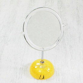 送料無料 アクリル スタンドミラー 卓上 化粧鏡 メイクアップ 卓上鏡 スタンドミラー 卓上ミラー おしゃれ かわいい