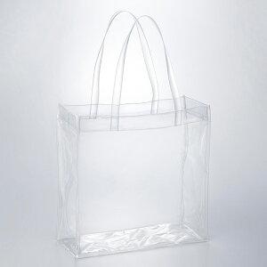 送料無料 透明ビニールバッグ 60枚入り 大容量 トートバッグ ビニールバッグ スケルトン ビーチバッグ セキュリティバッグ プール アウトドア レディース 痛バッグ