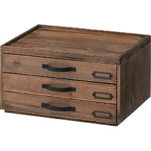 送料無料 レターケース a4 ドキュメントチェスト 3段 引き出し 収納 天然木 木製 収納ボックス 収納ケース 小物入れ ファイルケース 書類収納 レターラック 小物収納 卓上整理 机上整理 文具