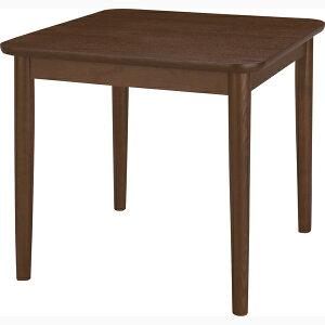 送料無料 ダイニング テーブル 単品 ダイニングテーブル 天然木 アッシュ 木製 おしゃれ 机 つくえ 食卓机 作業台 食卓テーブル リビングテーブル 2人用 2人掛け テーブル 幅75cm 西海岸 モダ