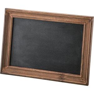 送料無料 スタンド ブラックボード 黒板 木製 卓上 ウェルカムボード メニュー メッセージボード カフェ レトロ モダン 北欧 ブルックリン 西海岸 男前 インテリア おしゃれ