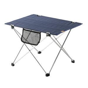 レジャーテーブル アウトドア クイックテーブル 折りたたみテーブル キャンプ ガーデン BBQ 運動会 アルミニ 軽量 折り畳み おしゃれ