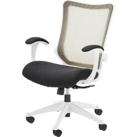 オフィスチェア キャスター付き メッシュ パソコンチェア デスクチェア デスク チェアー 学習椅子 学習チェア キッズチェア 事務椅子 おしゃれ ベージュ
