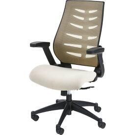 オフィスチェア キャスター付き メッシュ 事務椅子 パソコンチェア デスクチェア デスク チェアー 学習椅子 学習チェア キッズチェア おしゃれ ベージュ