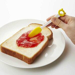 シリコンジャムスプーン わ!くま 10個セット バターナイフ キッズ かわいい 子供