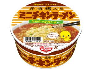 日清食品 チキンラーメン どんぶりミニ 38g x12 *