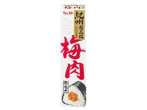 S&B エスビー 梅肉(無着色) 40g x10 *