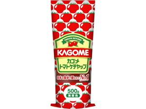 カゴメ トマトケチャップ チューブ入り 500g x10 *