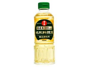日の出 国産米使用 純米料理酒 400ml x10 *