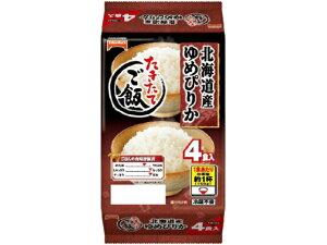 テーブルマーク たきたてご飯 北海道ゆめぴりか分割 150gX4 x8 *