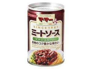 マ・マー ミートソースマッシュルーム 缶 290g x12 *