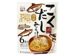 永谷園 こくだしみそ汁 6食 17.4X6 x7 *