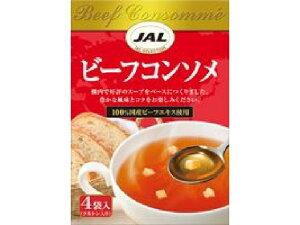 明治 JALスープ ビーフコンソメ 4袋 x5 *