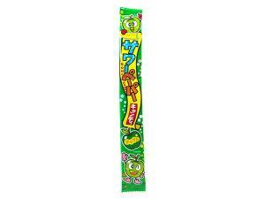 やおきん サワーペーパーキャンディアップル 1袋 x36 *