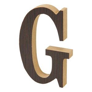 送料無料 12個セット 木製アルファベット G 英文字 ウォールデコ 看板文字 サインプレート インテリア 置物 オブジェ ディスプレイ 雑貨 おしゃれ