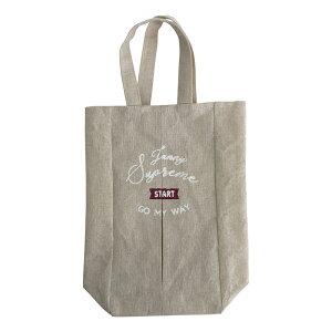 送料無料 6枚入り ティッシュ&Polybagストッカー レジ袋 買い物袋 ストッカー ビニール袋ストッカー 壁掛け収納 ゴミ袋ストッカー シンプル かわいい おしゃれ デザイン アイボリー Supereme