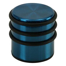 送料無料 ドアストッパー ステンレスハイタイプ ブルー 玄関 室内 ドアロック ドア止め ドア ストッパー かわいい インテリア おしゃれ デザイン