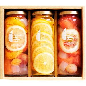 フルーツピクルスセット idsumi フルーツピクルス(メイヤーレモン・グレープフルーツとぶどう)・フルーツピクルスシトラスmix(シトラス3種とパイナップルとぶどう) 引き出物 新築祝い プ