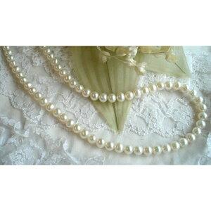 【まとめ買い5セット】淡水真珠スタンダードネックレス パールネックレス 上品 おしゃれ パール・パール・コウベ レディース かわいい 女性 誕生日 プレゼント 母の日 贈り物 ギフト お洒