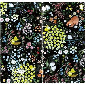 【まとめ買い10セット】日本製 抗菌マスクケース(3ポケットタイプ)デザイナーズジャパン 国産 マスク入れ マスクホルダー マスク収納 おしゃれ かわいい きれい 上品 和風 和モダン 和雑