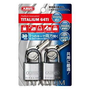 【ケース特価5個セット】タイタリウム 64TIシリーズ ブリスターパック 30KA 2個入 BP-64TI/30KA