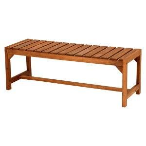 送料無料 ガーデンベンチ 幅100cm アカシア ガーデン ベンチ 屋外 縁台 庭 ベランダ 踏み台 木製ベンチ いす 椅子 ガーデンチェア ガーデンチェアー 木製 腰掛 腰掛け アンティーク 2人掛け 2人