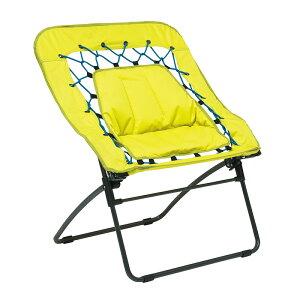 送料無料 チェア 折り畳みチェアー ガーデンチェア イス 椅子 カフェ テラス 折りたたみ ベランダ ガーデンファニチャー スチール アウトドアチェア ビーチチェア おしゃれ グリーン LC-4167GR