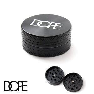 【10%OFF】 DOPE ドープ GRINDER グラインダー ミル ヘンプ ハーブ タバコ 巻きタバコ 手巻きタバコ 葉タバコ ミキサー ヒップホップ メンズ レディース B系 ストリート系 ファッション おしゃれ