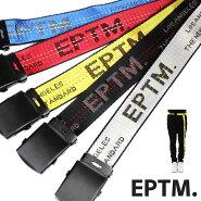 EPTMエピトミベルトガチャベルトガチャベルトメンズレディースロングベルト長いロゴブラック黒赤REDレッドイエロー黄色海外ブランドインポートB系ストリートLOGOBELT