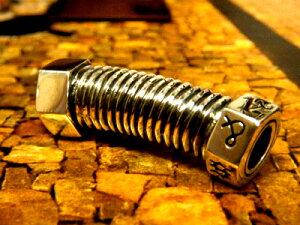 【S&A】ボルトペンダントネジ工具部品スパナシルバー925silver925ネックレスゴシック系メンズジュエリーアクセサリー