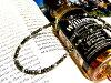 ★ ★ 金微调框 & 银综合链 peanecklas 名人最喜欢的尖晶石金尖晶石项链银 925 银配套磁铁天然石石男装女装配件