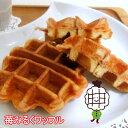 【60日】苺みるくワッフル(24個入)10P18Jun16 ロングライフパン