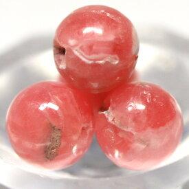 【丸ビーズ】インカローズ (3A) 8mm [1粒売り(バラ売り)] 【パワーストーン 天然石 アクセサリー】