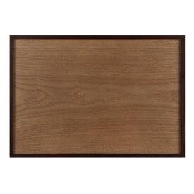 お盆 トレー 木のトレー 和風 HANSMARE Wood Tray C type[Lサイズ]40cm ウッドトレー ランチョンマット 木製 プレート トレー 食卓ランチ おしゃれ 新生活 プレゼント ギフト 宅急便