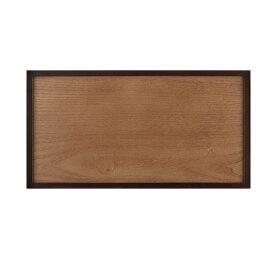 お盆 トレー 木のトレー 和風 HANSMARE Wood Tray C type[Mサイズ]36.3cm ウッドトレー ランチョンマット 木製 プレート トレー 食卓ランチ おしゃれ 新生活 プレゼント ギフト 宅急便
