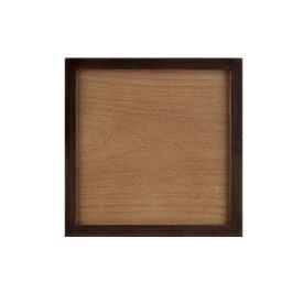 お盆 トレー 木のトレー 和風 HANSMARE Wood Tray C type[Sサイズ]14cm ウッドトレー ランチョンマット 木製 プレート トレー 食卓ランチ おしゃれ 新生活 プレゼント ギフト 宅急便