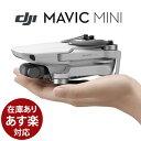 【入荷次第の発送】DJI Mavic Mini マビック 200g未満 送信機 ドローン 初心者向け GPS DJI認定ストア ★予約商品 宅…